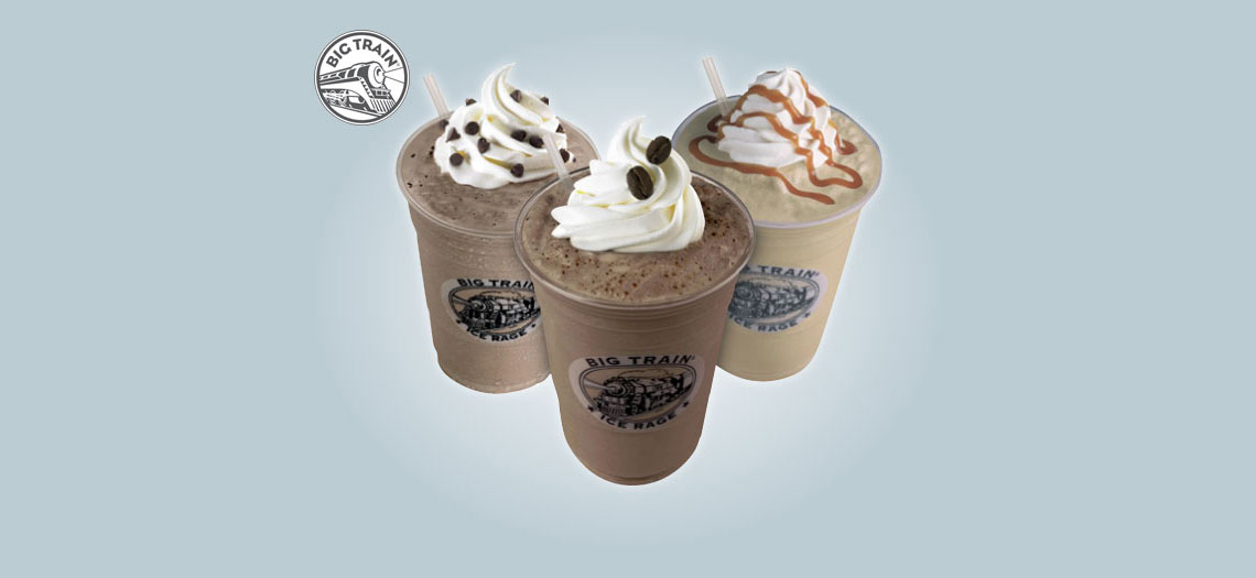 Falcon Fine Foods - Iced Frappes